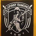Ramones - Johnny Ramone Army Patch