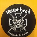 Motorhead - The Worls is Yours