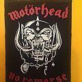 Motörhead - Patch - Motorhead - No Remorse