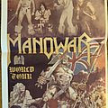 Manowar - Other Collectable - Sign of the Hammer world tour poster