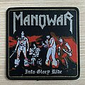 Manowar - Patch - Manowar - Into Glory Ride patche