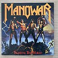 Manowar - Tape / Vinyl / CD / Recording etc - Manowar - FTW Blue vinyl