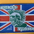 The Exploited - Patch - Exploited - England