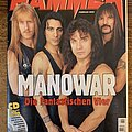 Manowar - Other Collectable - Metal Hammer- 02/99