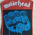 Motörhead - Patch - Motorhead - Aces up your head