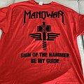 Manowar - TShirt or Longsleeve - Manowar - SotH 2019 - red
