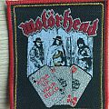 Motorhead - Aces up your head Patch