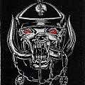 Motorhead - 1916 Snagletooth Patch