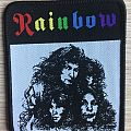Rainbow - Patch - Rainbow - long live rock and roll
