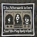 Motörhead - Patch - Motorhead - The Afterworld is Ours