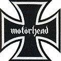 Motorhead - Iron Cross Patch