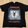 Annihilator - Human Insecticide  TShirt or Longsleeve