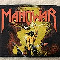 Manowar - Kings of Metal - printed Patch