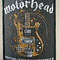 Motörhead - Patch - Motorhead - Everything Louder