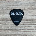 M.O.D. - guitar pick  Other Collectable