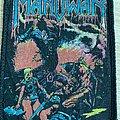 Manowar - Patch - Manowar - printed