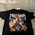 Manowar - Hell on Stage t-shirt