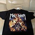 Manowar - TShirt or Longsleeve - Manowar - Hell on Stage t-shirt
