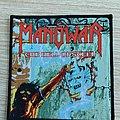 Manowar - Patch - Manowar - The Hell of Steel