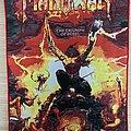 Manowar - Patch - Manowar - The Triumph of Steel Back patch