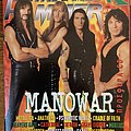 Manowar - Other Collectable - Metal Hammer 12/96