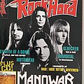 Manowar - Other Collectable - Rock Hard - May 2002