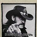 Motörhead - Patch - Lemmy - Born to Lose