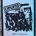 The Exploited - B/W patch