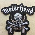 Motörhead - Patch - Motorhead - March or Die