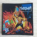 Manowar - Patch - Manowar - Warriors of the World - black