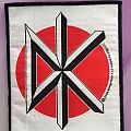 Dead Kennedys - Patch - Dead Kennedys - logo