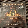 Firewind - Tape / Vinyl / CD / Recording etc - Firewind - Immortals LP