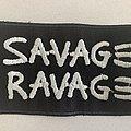 Savage Ravage Patch