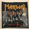 Manowar - FtW - colored Patch
