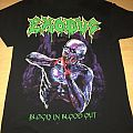 Exodus - Blood In Blood Out (Tour Tshirt)