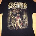 Kreator - Death To The World Tour Tshirt