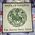 Spear Of Longinus - Patch - Spear of Longinus - The Slaves Shall Serve