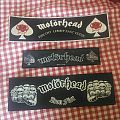 Motörhead Strip Patches
