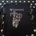 Nevermore - TShirt or Longsleeve - Nevermore dreaming neon US tour 2000 longsleeve