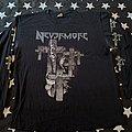 Nevermore dreaming neon US tour 2000 longsleeve TShirt or Longsleeve