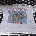 W.A.S.P. The Real Me european tour 89 t-shirt Headless Children