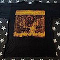 At The Gates slaughter of the souls t-shirt earache records 1995