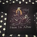 Immolation here in after jesus died european tour 1996 tour TShirt or Longsleeve