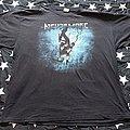Nevermore dead heart in a dead world 2000 t-shirt