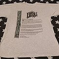 Absu the third storm of cyihraul 1997 t-shirt