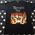 MERCYFUL FATE 9 us tour t-shirt