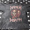 Napalm death north american tour 1994