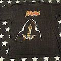 Skyclad a burnt offering for the bone idol 1992 t-shirt