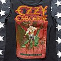 Ozzy Osbourne ultimate sin donigton park 1985 monsters of rock TShirt or Longsleeve