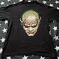 Kreator behind the mirror uk tour shirt 1987